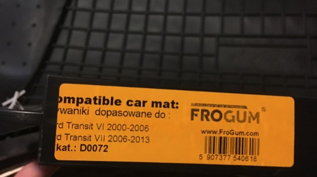 Set covorase auto FORD TRANSIT VI, VII