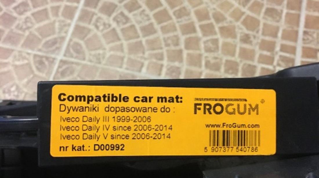 Set covorase auto Iveco Daily III 1999 - 2006, IV 2006-2014, V 2006-2014