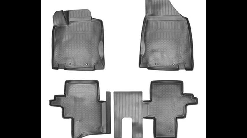 Set Covorase Auto Nissan PathFinder 3 Doors 2014-...