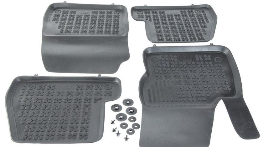 Set covorase auto Rezaw Plast din cauciuc pentru FORD FOCUS III dupa 2011 4 buc cod intern: COV-168