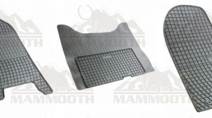 Set covorase cauciuc cabina mammooth pt iveco daily 4 2006-2011