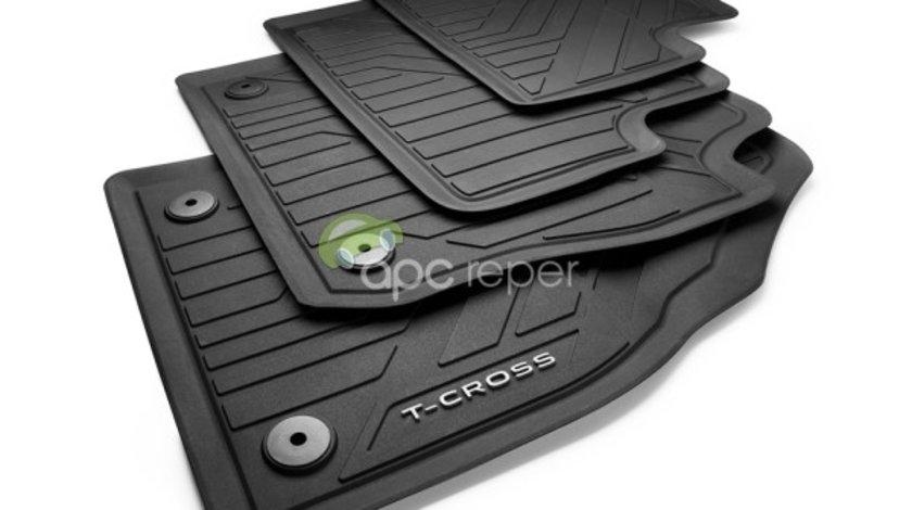 Set Covorase / Presuri Cauciuc Originale Volkswagen T-CROSS