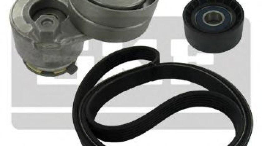 Set curea transmisie cu caneluri OPEL MOVANO caroserie (F9) (1999 - 2010) SKF VKMA 36033 produs NOU