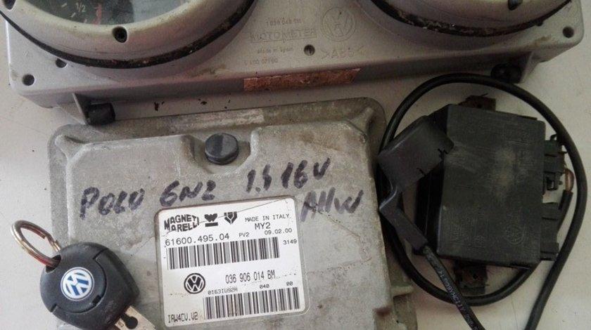 set de pornire magneti marelli 61600.495.04 - 036906014BM pentru Volkswagen Polo 6n2 1.4 16v AHW