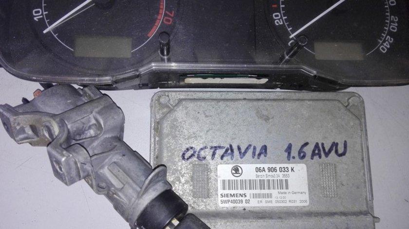 set de pornire seimens 06A906033K pentru Skoda Octavia 1.6 AVU