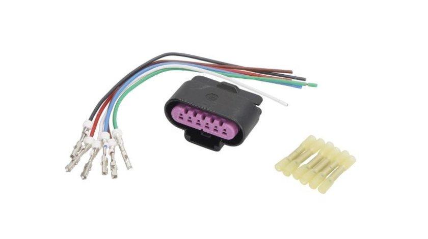 Set de reparat cabluri,usa VW POLO (6R1, 6C1) SENCOM SEN10020