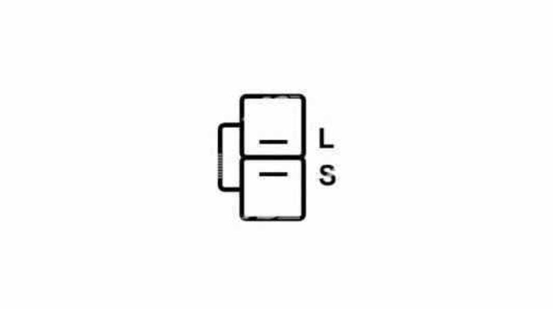 Set de reparatie redresor alternator Producator AS-PL ARR2027