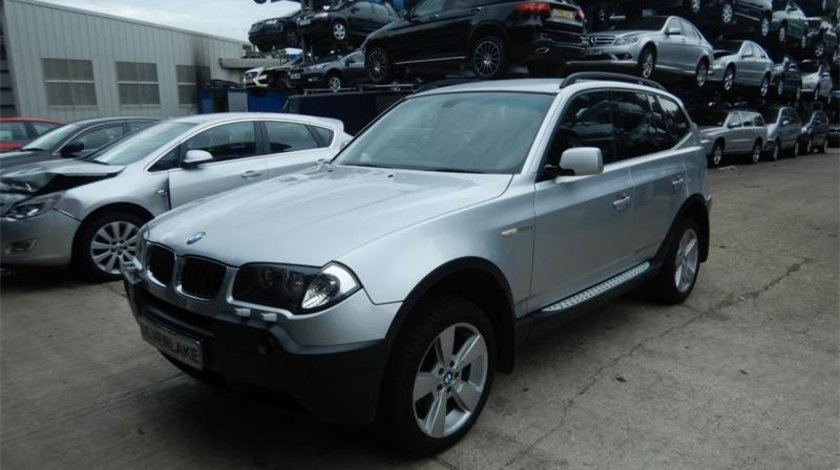 Set discuri frana fata BMW X3 E83 2005 SUV 3.0