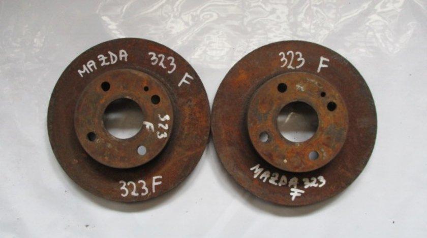 SET DISCURI FRANA FATA Mazda 323 fab. 1996 1. 5L , 16V , 90CP