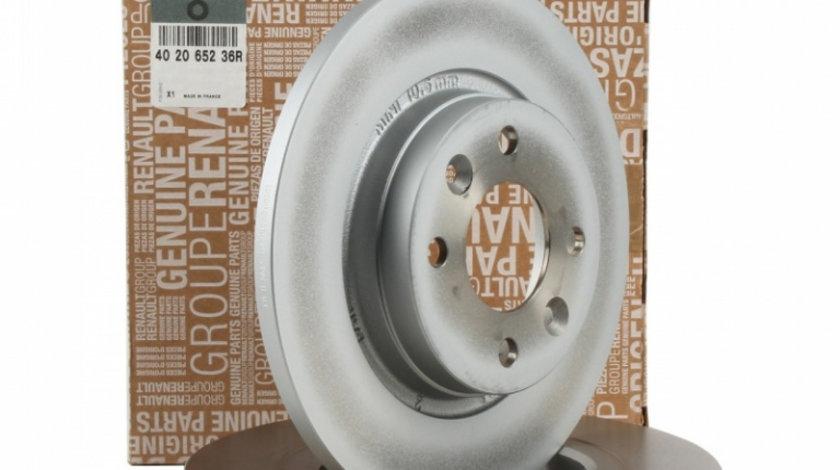 Set Discuri Frana Fata Oe Dacia Sandero 2 2012→ 402065345R