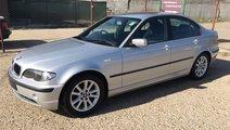 Set discuri frana spate BMW E46 2003 Berlina 318d