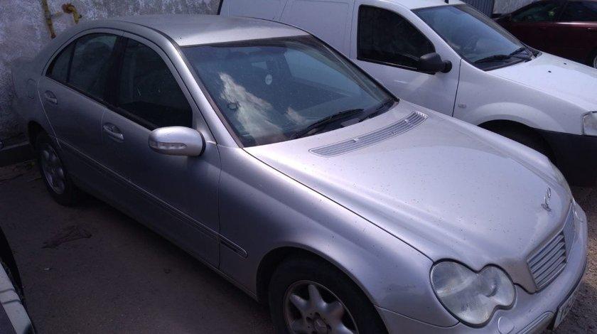 Set discuri frana spate Mercedes C-Class W203 2001 Berlina 2.2 cdi
