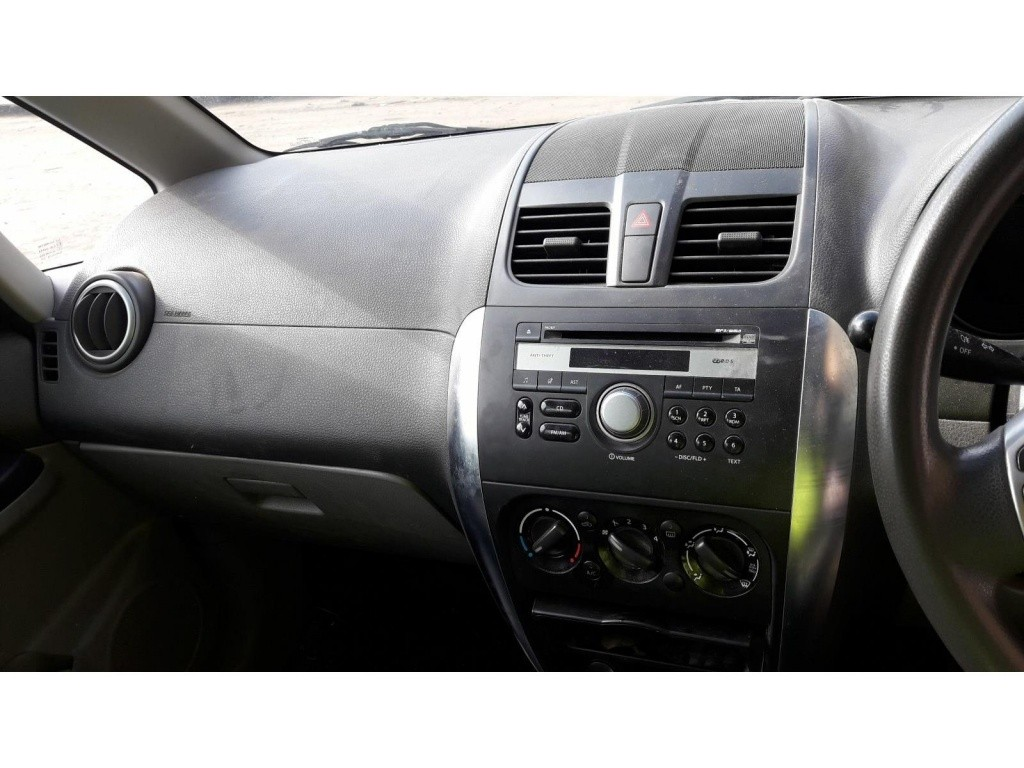 Set discuri frana spate Suzuki SX4 2010 hatchback 1.6