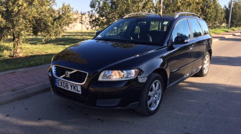 Set discuri frana spate Volvo V50 2008 combi 2.0 D