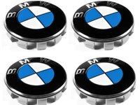 Set embleme capace jante BMW orice model
