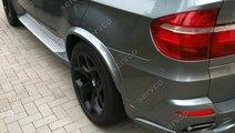 Set evazari extensii aripa bosaje BMW X5 E70 Aero ...