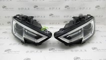 Set Faruri Complete Bi-Xenon LED Audi A3 8V Faceli...