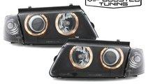 Set Faruri cu lupa VW Passat 3B (1996-2000) poziti...