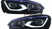 Set Faruri Full LED VW Golf 6 VI (2008-2013) Golf ...