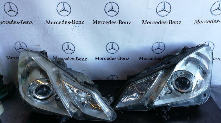 Set faruri Mercedes E class Coupe W207