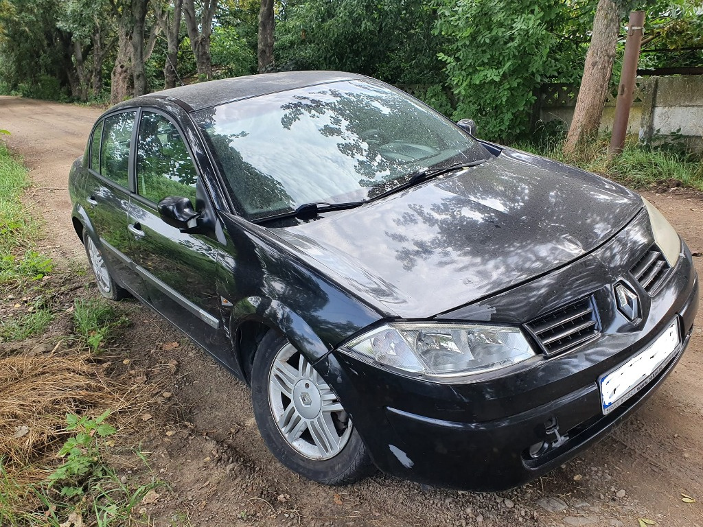 Set fete usi Renault Megane 2 2005 berlina 1.6 benzina
