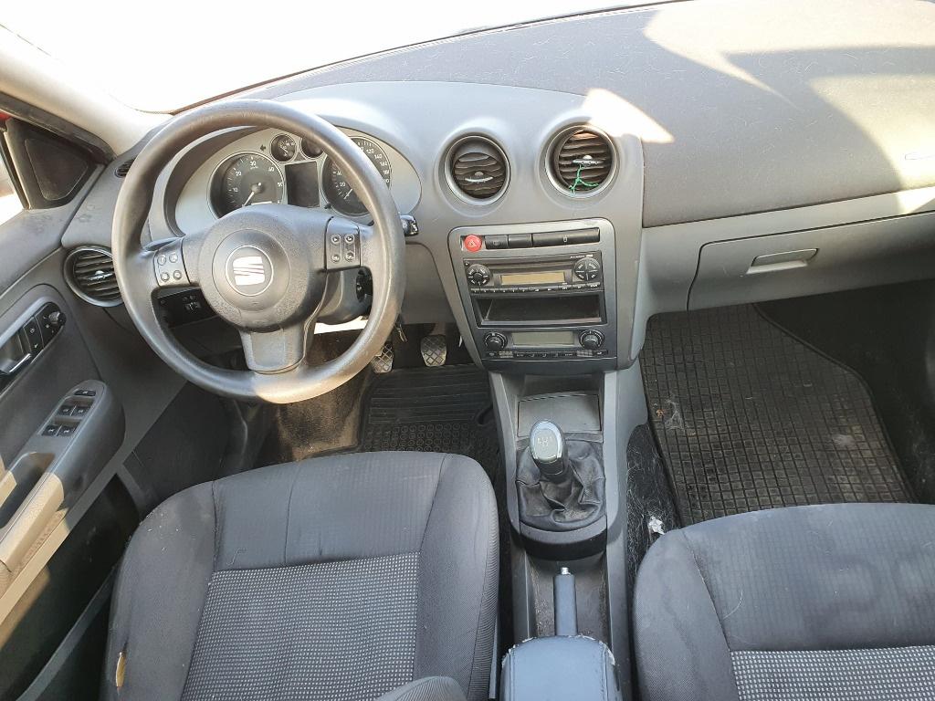 Set fete usi Seat Ibiza 2007 ibiza 3 facelift 1.9 tdi AXR euro 4