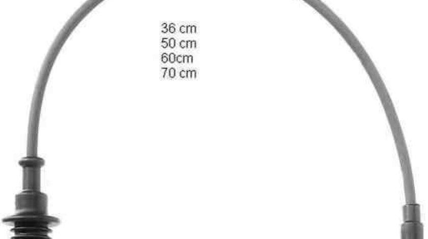 Set fise bujii CITROËN JUMPER caroserie (230L) BERU ZEF793