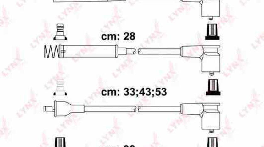 Set fise bujii Producator 4MAX 0608410099P