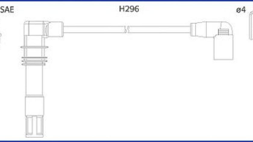 Set fise bujii VW GOLF IV Variant (1J5) (1999 - 2006) HITACHI 134797 produs NOU