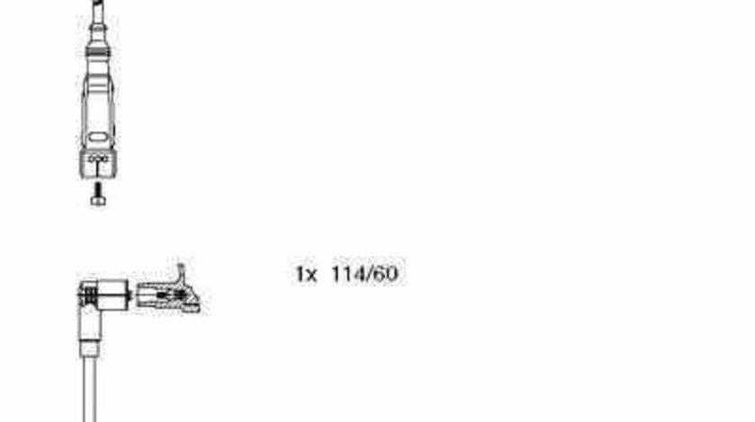 Set fise bujii VW TRANSPORTER III platou / sasiu 4MAX 0608410044P