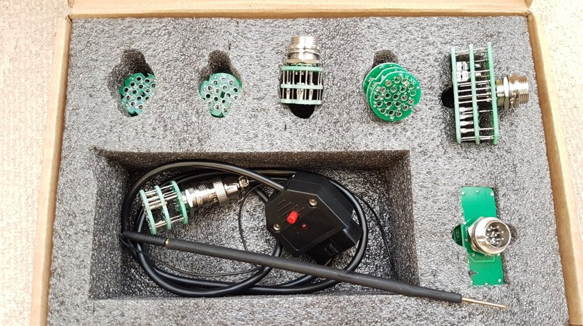 Set full adaptoare KTM FLASH KTM - KTMflash ECU Programmer & Transmission Power