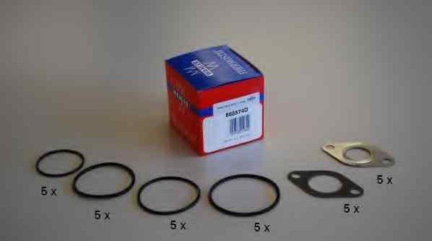 Set garnitura sistem EGR AUDI 80 8C B4 Producator WAHLER 665574D