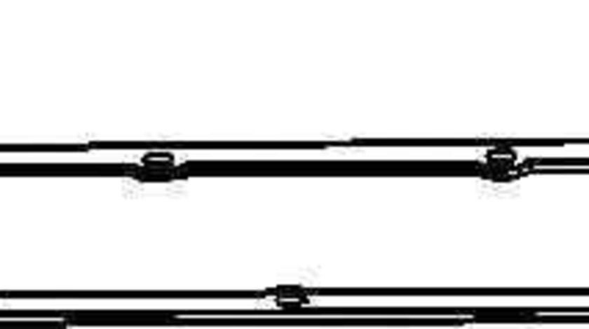 Set garnituri capac culbutori VOLVO 240 Kombi (P245) ELRING 323.889