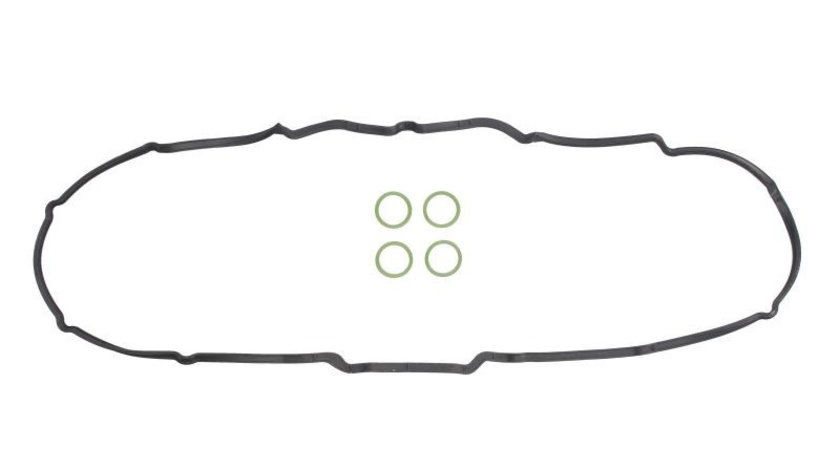 Set garnituri, Capac supape MERCEDES R-CLASS (W251, V251) (2006 - 2016) ELRING 234.100 piesa NOUA