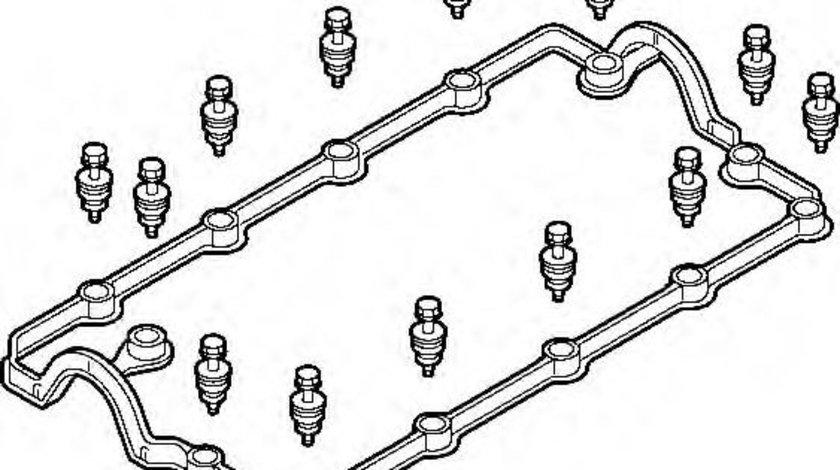 Set garnituri, Capac supape SEAT IBIZA IV (6L1) (2002 - 2009) ELRING 726.290 piesa NOUA