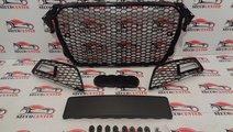 Set grile AUDI A4 B8 2012 2013 2014 2015 aspect RS