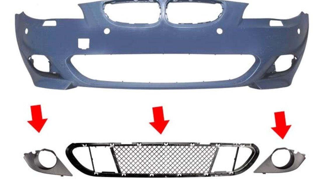 Set grile Bara M BMW Seria 5 E60 Mtech