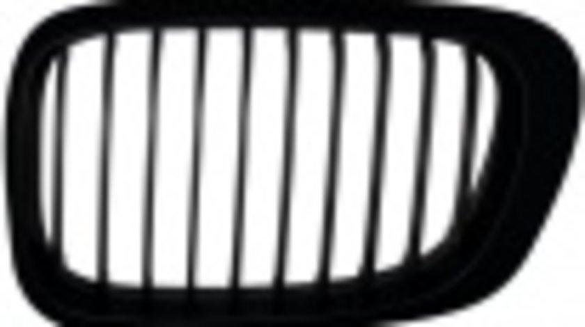 SET GRILE RADIATOR BMW E46 COUPE/CABRIO FULL NEGRE -COD PGB05B