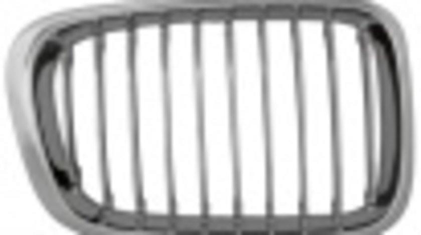 SET GRILE RADIATOR BMW E46 LIM. FULL CROM -COD PGB04