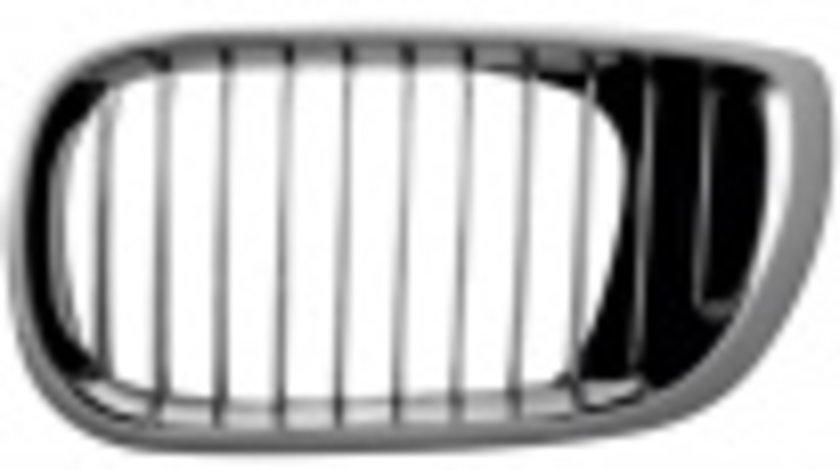 SET GRILE RADIATOR BMW E46 LIM/TOURING FULL CROM -COD PGB04A
