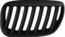 SET GRILE RADIATOR BMW E53 X5(04-06) FULL NEGRE -C...