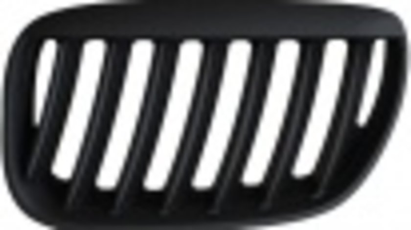 SET GRILE RADIATOR BMW E53 X5(04-06) FULL NEGRE -COD PGB15B S