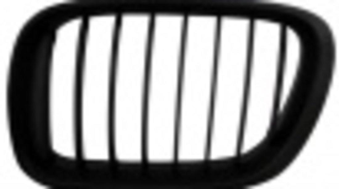 SET GRILE RADIATOR BMW E53 X5 FULL NEGRE -COD PGB10B