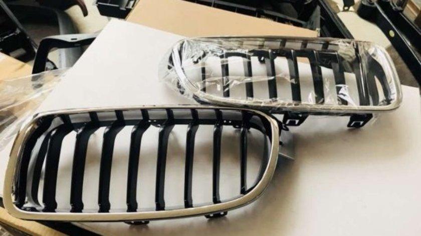 Set grile radiator model sport line BMW Seria 3 F30