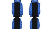 Set huse scaun DAF XF95-XF105 albastru productie 2...