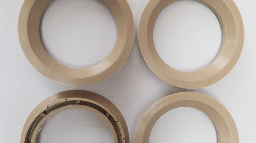 Set inele de centrare jante 72.5-57.1 mm VW,Seat,Skoda,Audi