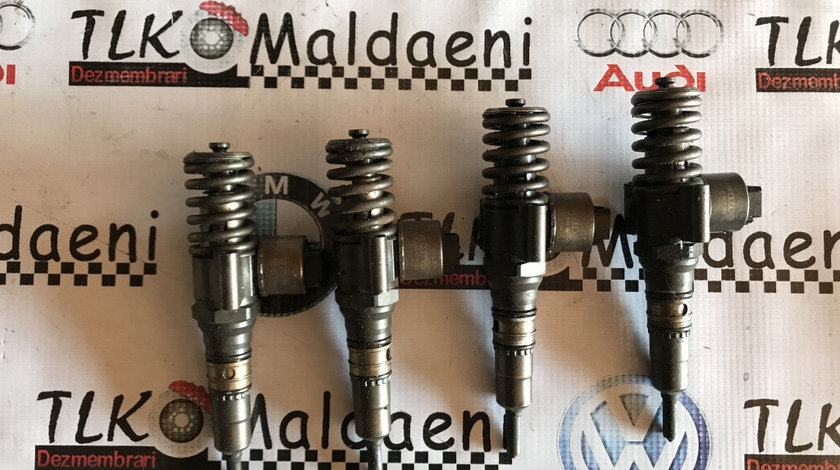 Set injectoare Audi A4 B7 2.0 BRE BLB 03G130073G+
