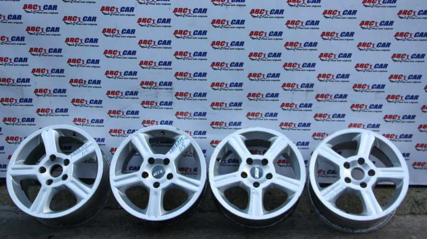 Set jante aliaj ATS R15 7JX15 5X112 ET 35 VW Sharan 7M model 2006