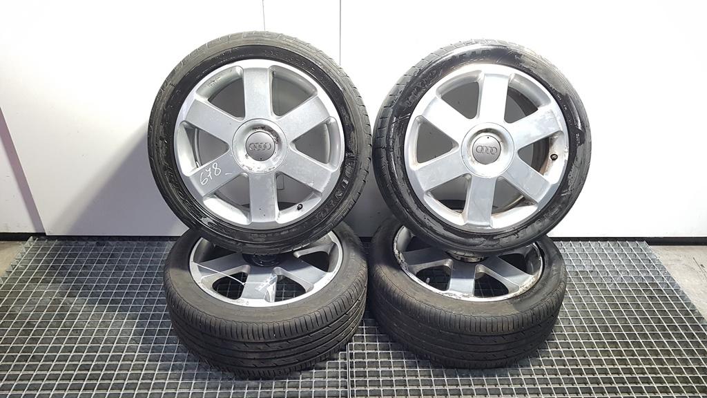 Set jante aliaj, Audi A4 (8EC, B7) 8E0601025J