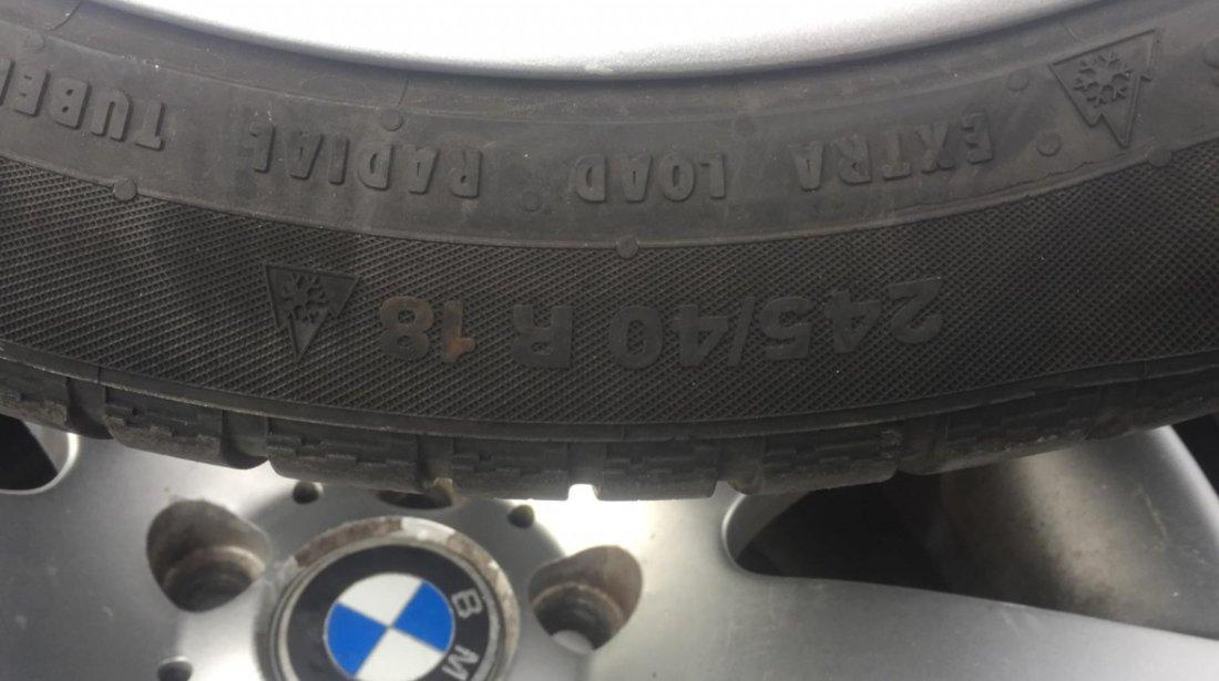 Set jante aliaj BMW E60,dimensiuni 245/40/18